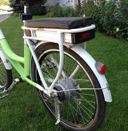 батерия за велосипед
