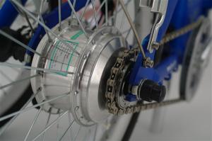 електрически мотор за велосипед
