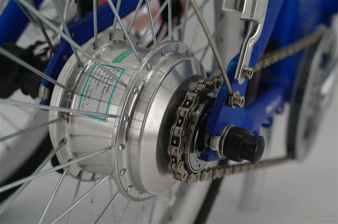 мотор за велосипед