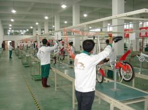 електрически велосипеди производство