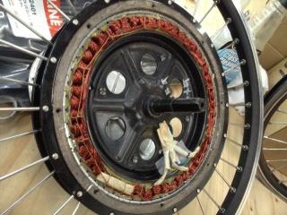 електрически мотори за велосипед