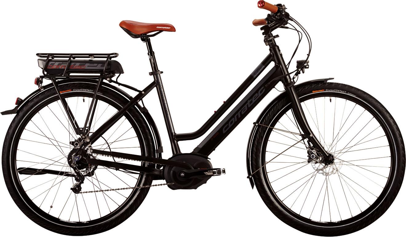 """Градски велосипед 29""""  с централно задвижване"""